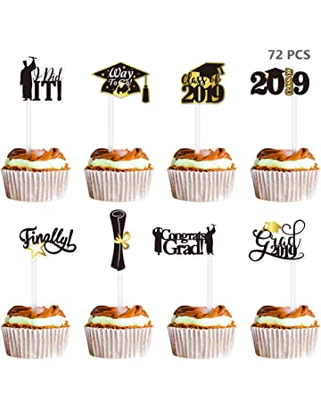 Amazon Com Cake Cupcake Toppers Grocery Gourmet Food Cake
