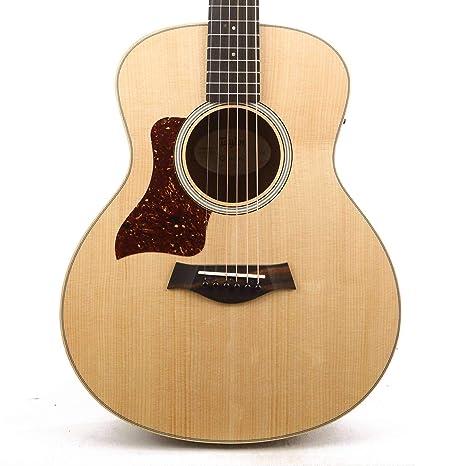 Taylor Guitars GS Mini-e - Guitarra eléctrica acústica (madera de ...