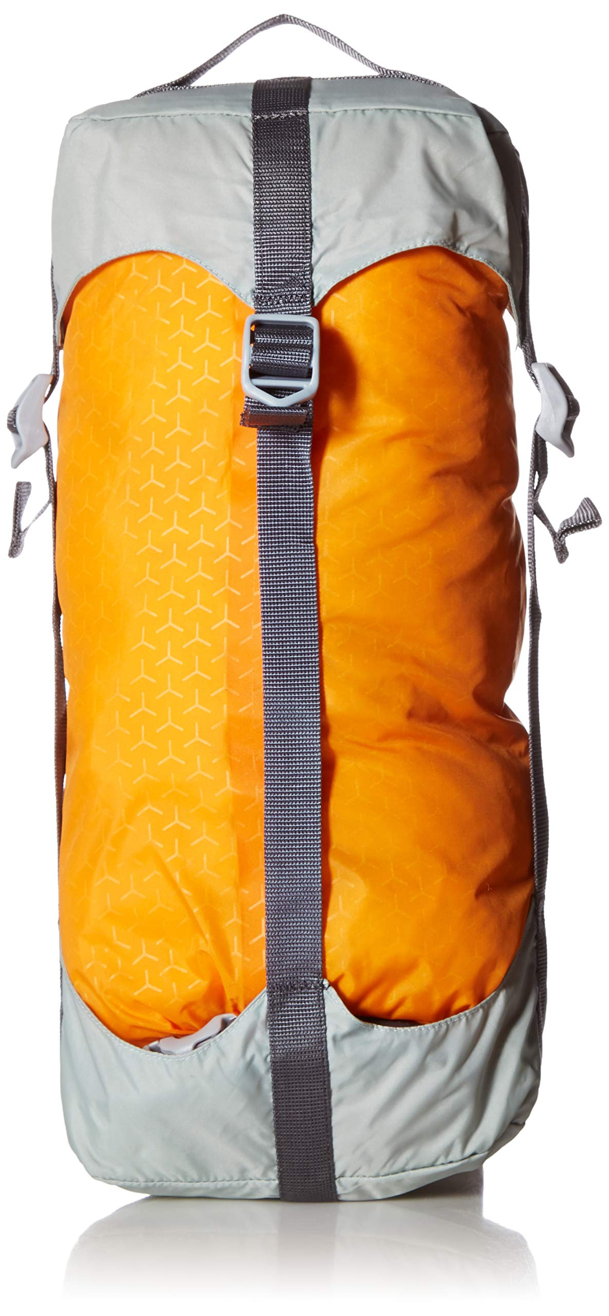 SealLine Blocker Compression Dry Sack Waterproof Stuff Sack, Orange, 20-Liter by SealLine