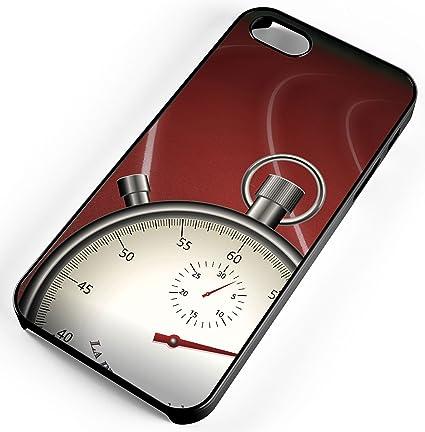 Amazon.com: iPhone carcasa rígida para iphone 5 °C pista y ...