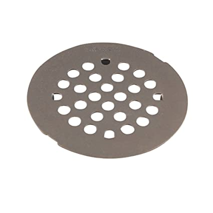 Moen 101663ORBMOENF Kingsley 4 1/4 Inch Snap In Shower Drain Cover
