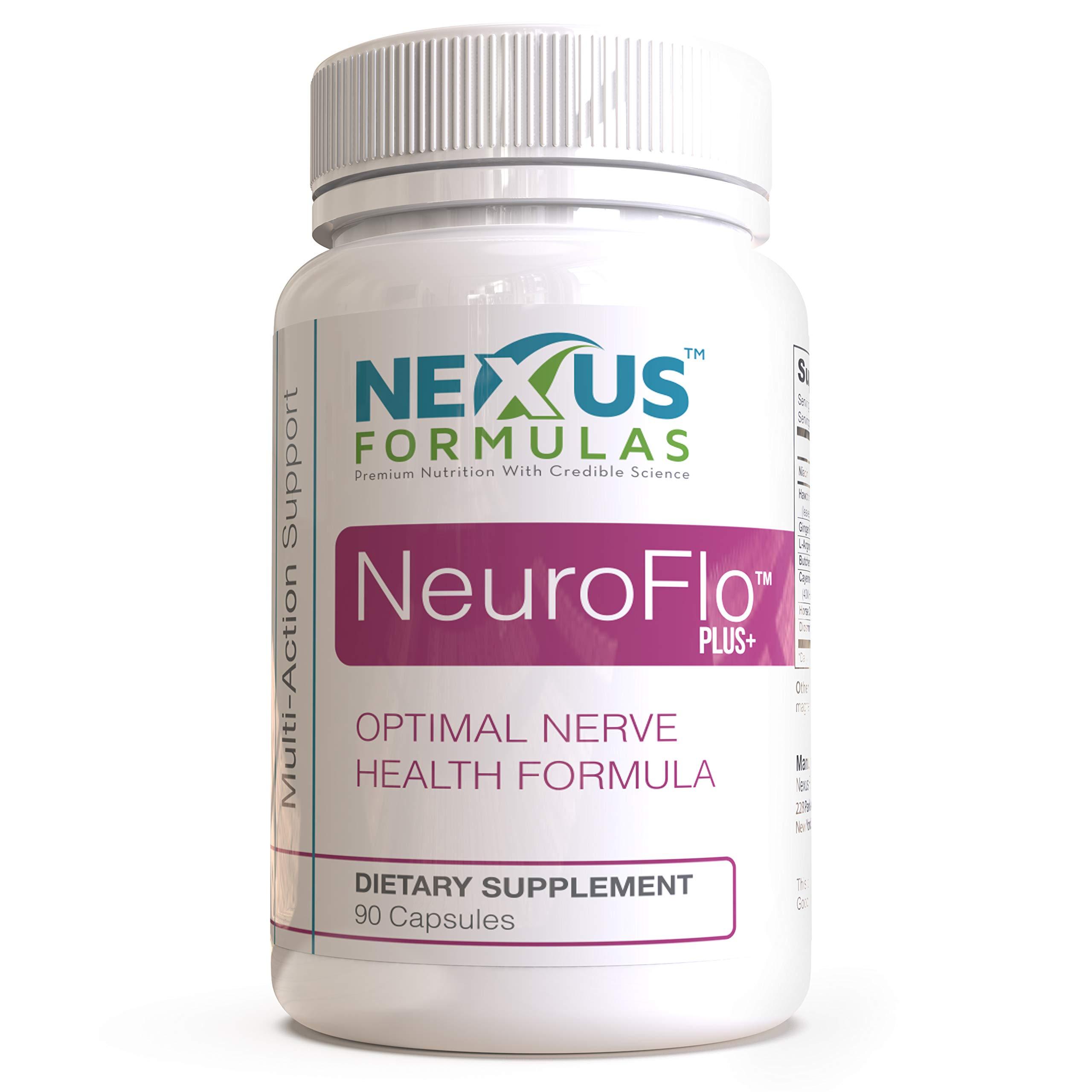 Nexus Formulas - NEUROFLO - Nerve Health and Circulation Formula by Nexus Formulas