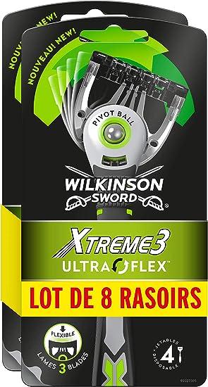 Wilkinson – Xtreme 3 Ultra Flex – Afeitadora corporal desechables ...