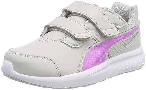 47d96dfc91a3 Puma Unisex Kids  Escaper Sl V Ps Low-Top Sneakers  Amazon.co.uk ...