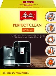 Pflegeset 2x Filterpatrone AQK-05 für Melitta Kaffeevollautomaten Reinigungstabs