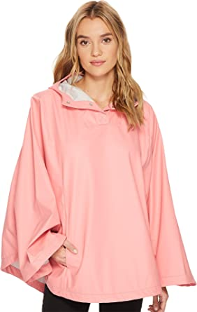 Herschel Forecast Womens Poncho Strawberry Ice