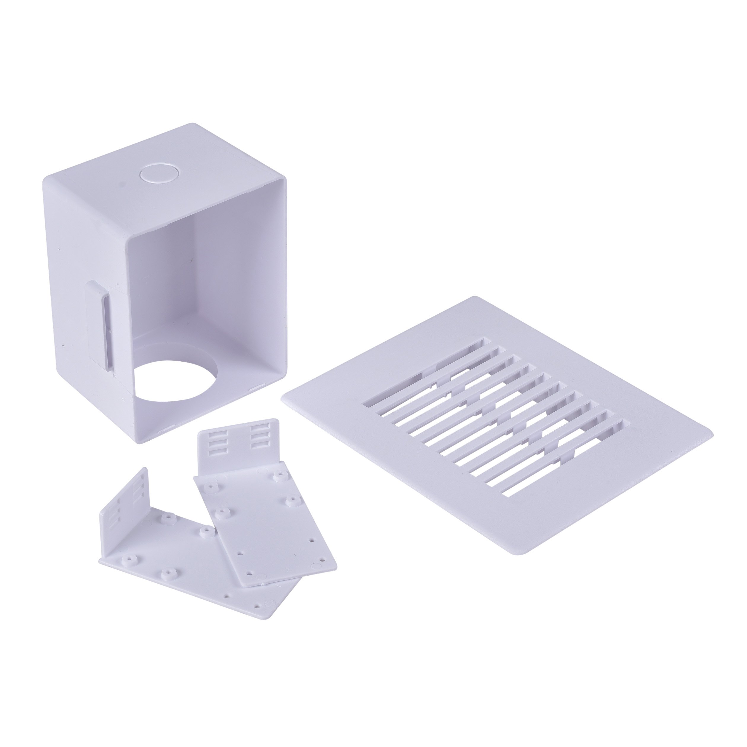 Oatey 39260 AAV Box Kit 4-1/2'' X 5-3/4'' for 6 or 20 DFU AVVs With 1-1/2'' or 2'' adapters