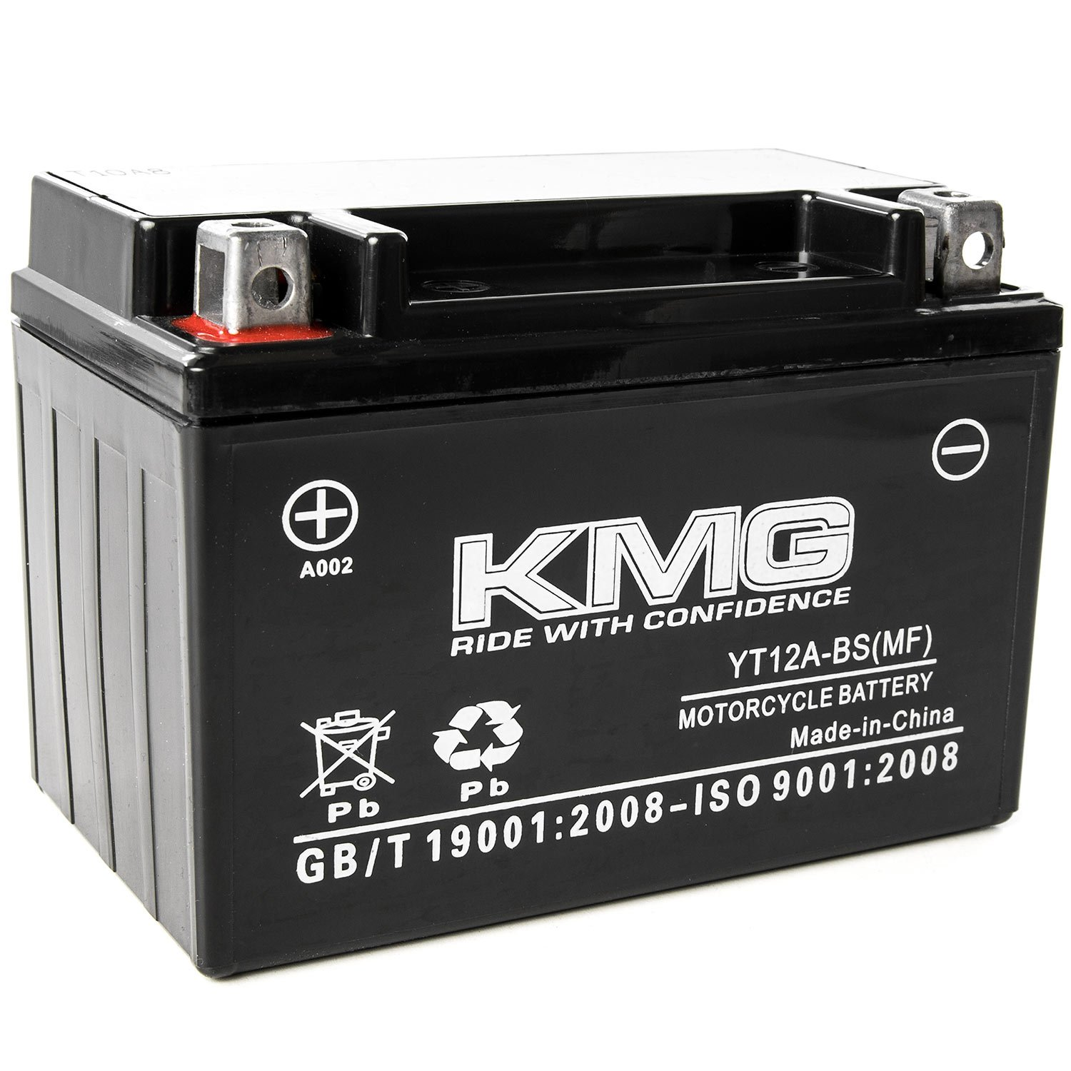 Amazon.com: KMG 12 Volts 10Ah Replacement Battery for ...