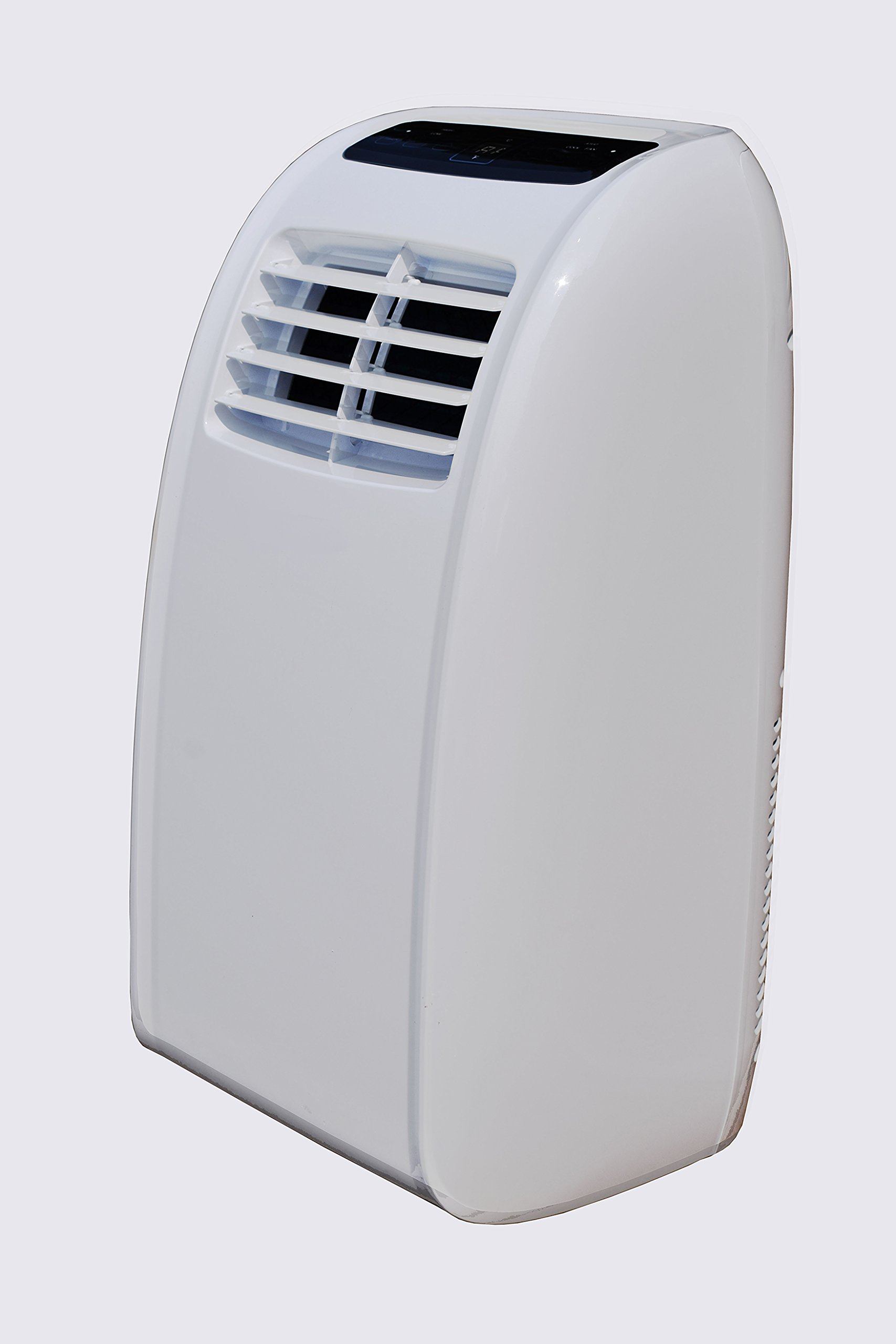 CCH YPLA-08C Portable Air Conditioner 4 Ultra compact for easy handling and positioning. Weighs only 47 lbs 8,000 BTU's of cooling power keeps a room up to250 sq. Ft. Cool and comfortable and partially Cools an Area up to 350 sq.Ft Washable and reusable air filter saves money on Replacements