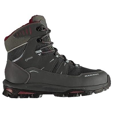 35deca1a5a6 Amazon.com | Mammut Runbold GTX Walking Boots Womens Grey Hiking ...