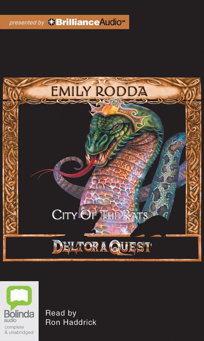 City of the Rats: 03 (Deltora Quest): Amazon.es: Rodda, Emily ...
