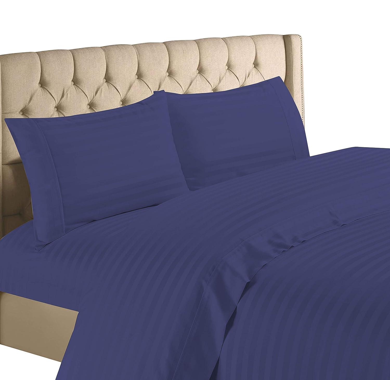 Hampton Home Collection - Juego de sábanas de 4 Piezas de algodón ...
