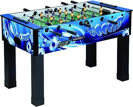 Fútbol Futbolín, Futbolín, fútbol de mesa, Dim.132 x 72 x 87 ...