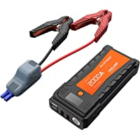 Alloyseed 2000A Peak 20000mAh Car Jump Starter