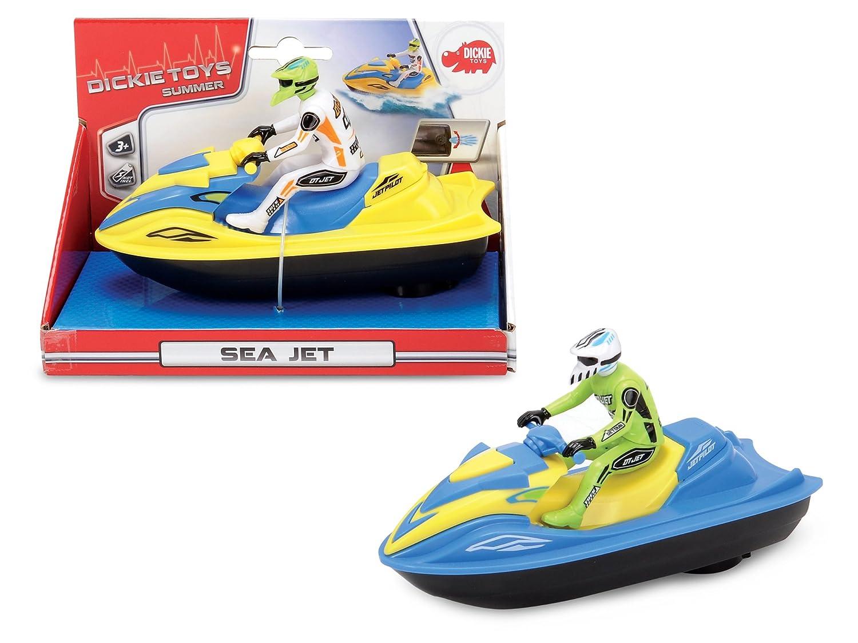 Dickie - Moto acuática (Simba 3772003)