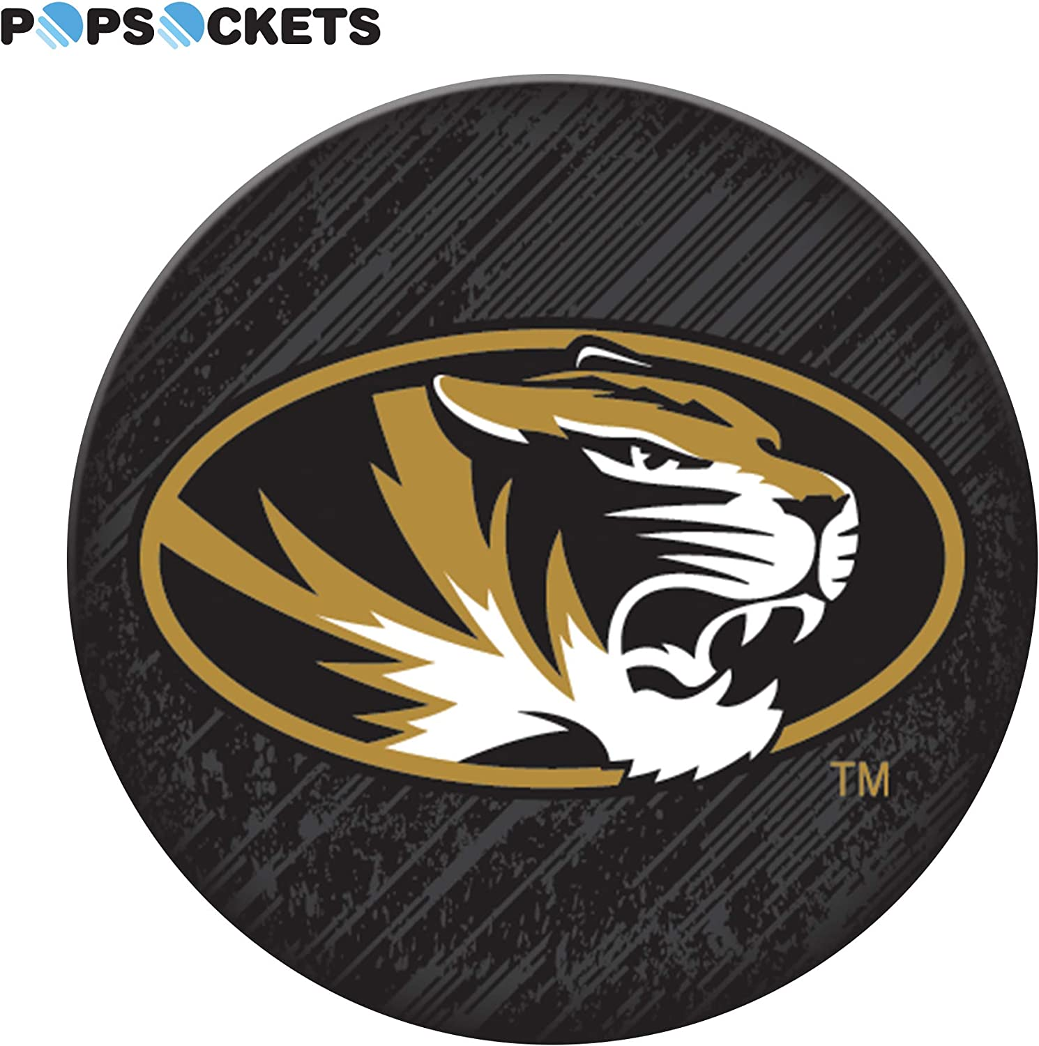 PopSockets: Collapsible Grip & Stand for Phones and Tablets - Mizzou