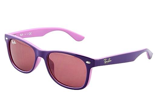 ray ban sonnenbrille violett
