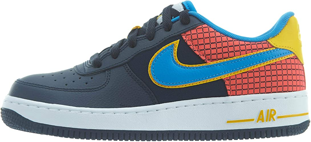 Nike Air Force 1 Now Kids Big Kids Av0748-400 Size 6.5