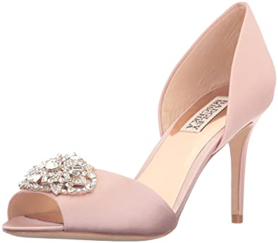 Badgley Mischka Women s Dana Dress Pump   B01DVBRIYA