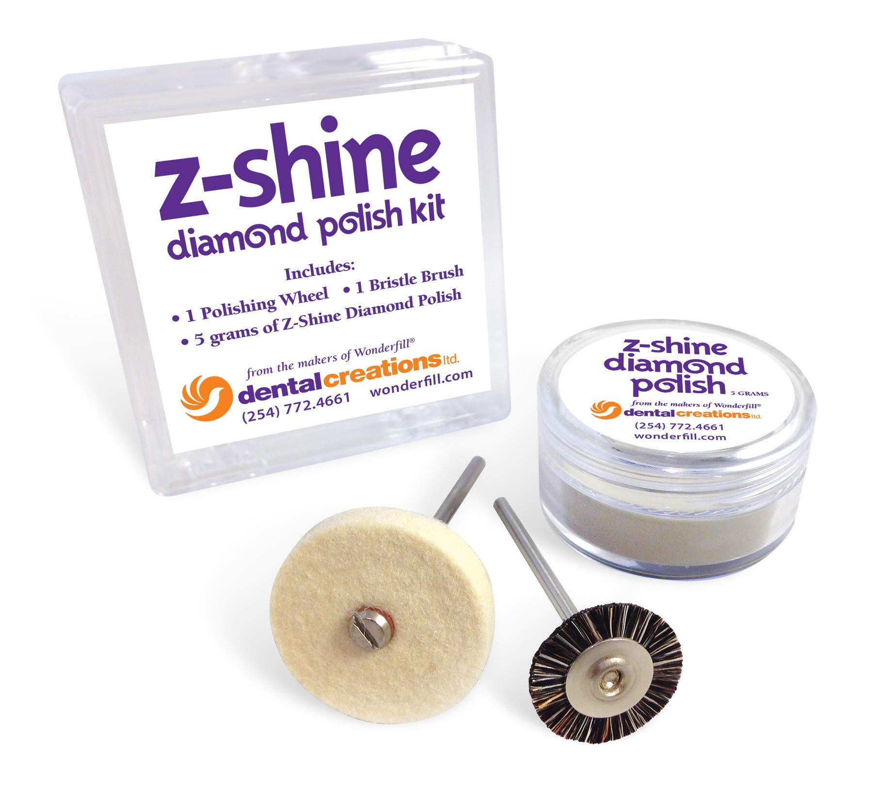 Z-Shine Diamond Polishing Kit