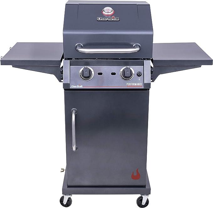 Char-Broil 463655621 Performance TRU-Infrared 2-Burner - Best For Bigger Food Preparations