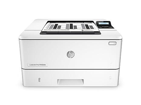HP LaserJet Pro M402Dn - Impresora (A4, 38 ppm, Duplex, USB ...