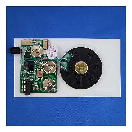 Amazon.com: Recordable sonido Sensor de luz Módulo de ...