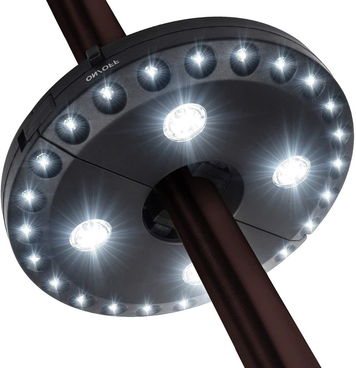 Camping Tents and Other Outdoor Use,for Most Umbrellas,Ship from US!!! Uplord Patio Umbrella Lights,Cordless 28 LED Night Lights,for Patio Umbrellas