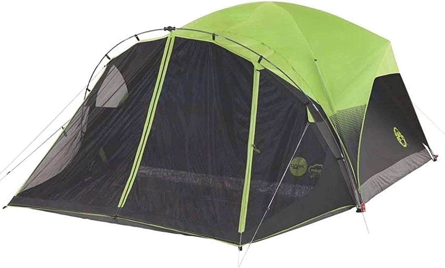 Coleman Carlsbad Tent with Screen Room Renewed