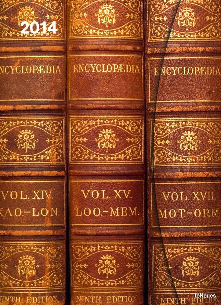 Magneto Diary groß Antique Books 2014
