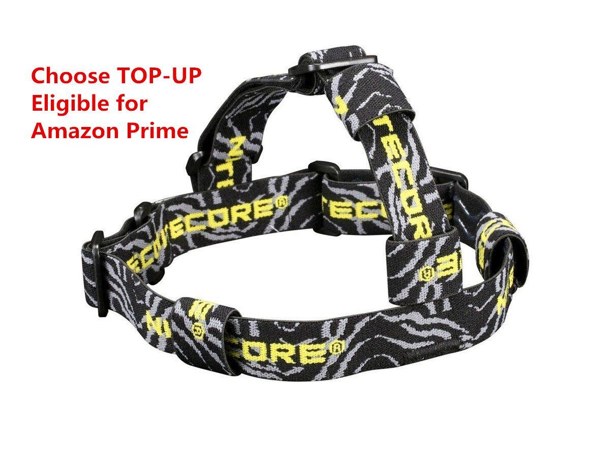 Nitecore HB02 Headband for Sens AA Sens CR SENS Mini