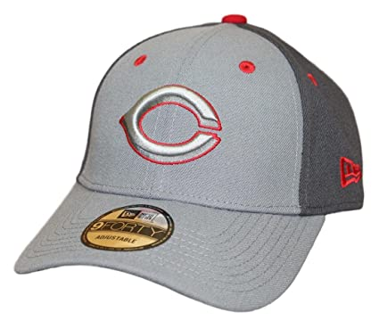 96ebc6c774006a Image Unavailable. Image not available for. Color: New Era Cincinnati Reds  MLB 9Forty The League ...