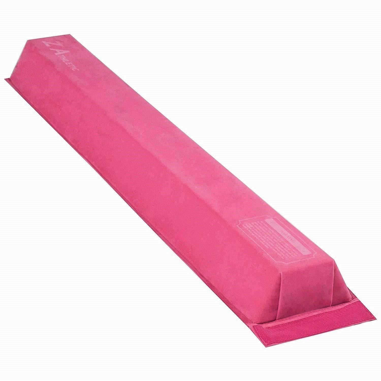 z-athletic体操AttachableトレーニングLow Beam B0100HXFN6 ピンク