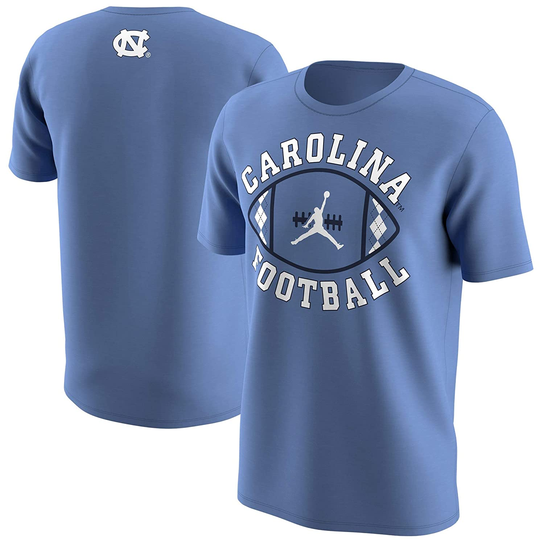 Nike North Carolina Tar Heels Jordan Brand - Camiseta de ...