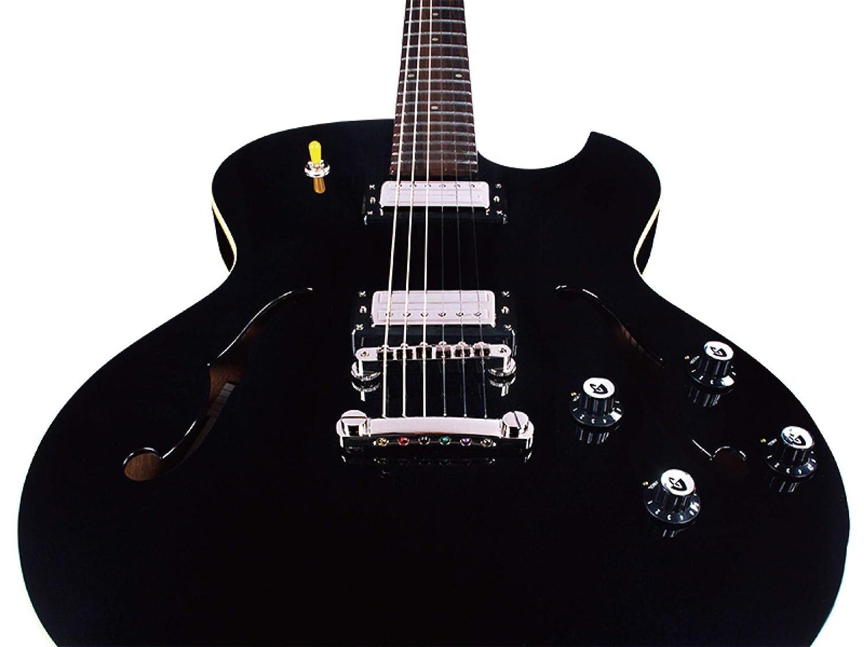 Guild Starfire II BLK · Guitarra eléctrica: Amazon.es: Instrumentos musicales