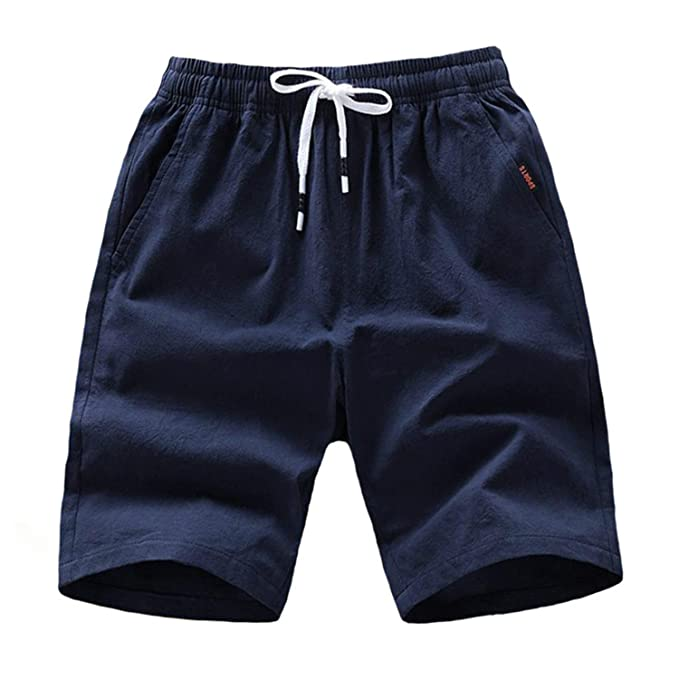 2839f20592 Cheryl Bull Men's Board Shorts Men Cotton Male Shorts Fat at Amazon ...