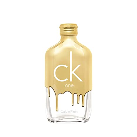 Calvin Klein CK One Gold Vaporizador Agua de Colonia - 100 ml