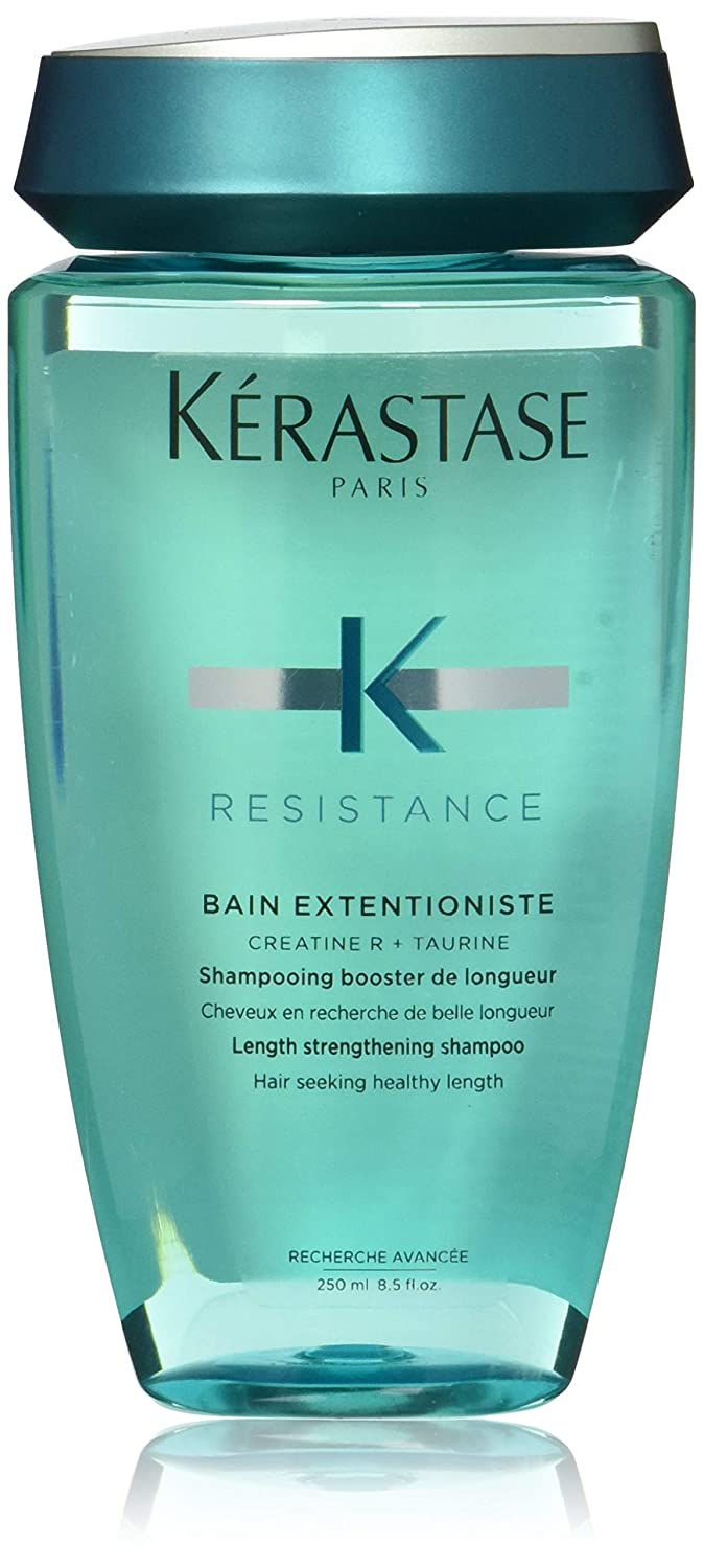 Amazon Com Kerastase Bain Extentioniste Lenght Strengthening Shampoo 8 5 Oz Reg Beauty