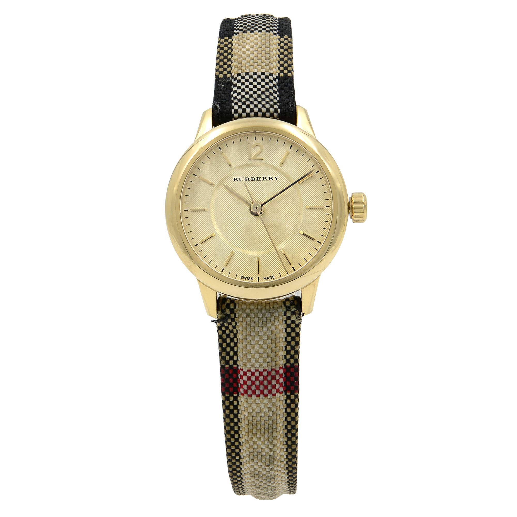 Burberry Swiss Honey Quartz Female Watch BU10201 (Certified Pre-Owned) by BURBERRY