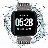 N Newkoin Smart Sports Watch (Black)