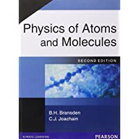 Physics of Atoms and Molecules, 2e