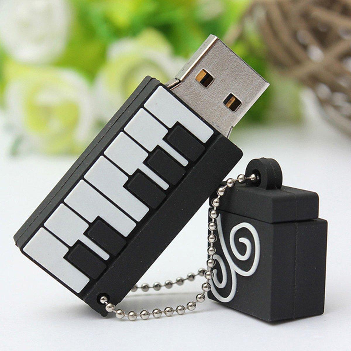 Clé USB 8 GO PIANO