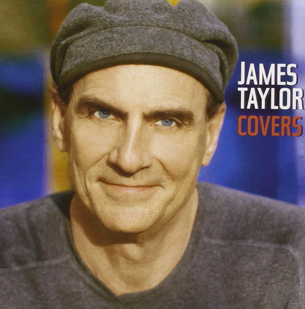 CD : James Taylor - Covers (Digipack Packaging)