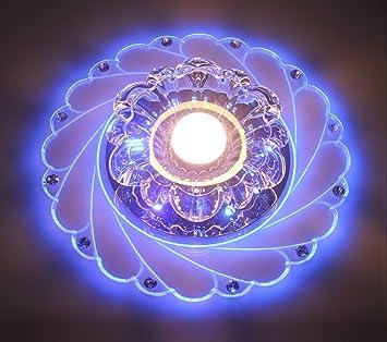 LED Crystal Deckenleuchte