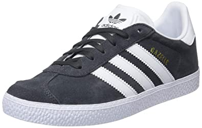 meet b6ffe e3462 adidas Originals Gazelle C Solid Grey Suede 10.5 M US Little Kid