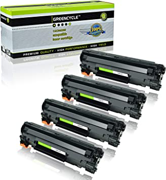 High Yield Non-OEM Toner Cartridge for HP Laserjet M201dw M201n 83X CF283X