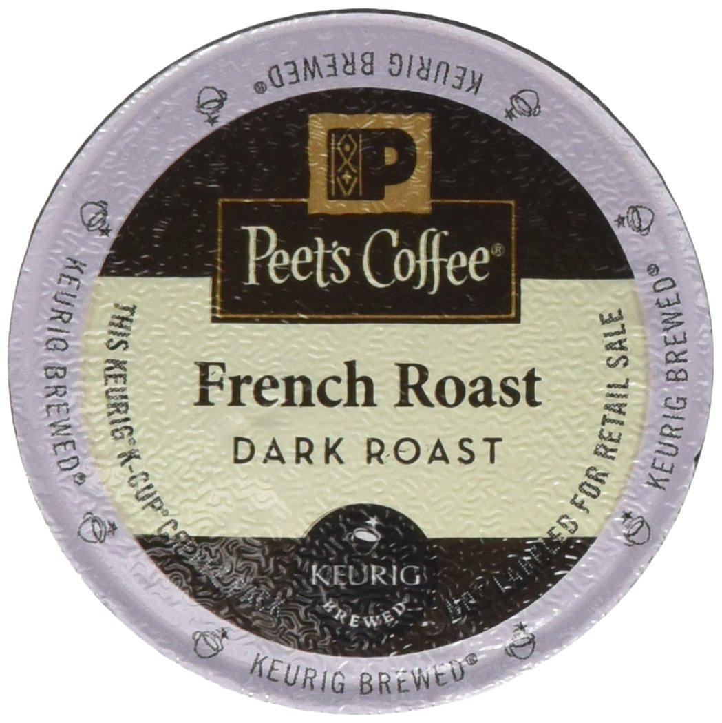 Peet's French Roast 120 Single K-Cups by Peet's Coffee (Image #2)