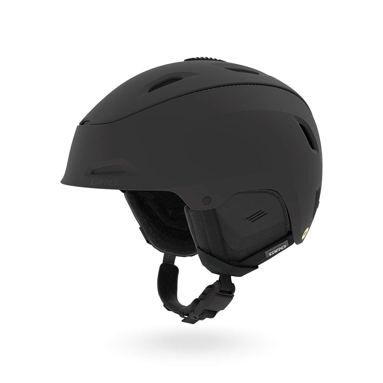 GIRO(ジロ) スキー ヘルメット Range MIPS(レンジミップス) マットブラック  Medium