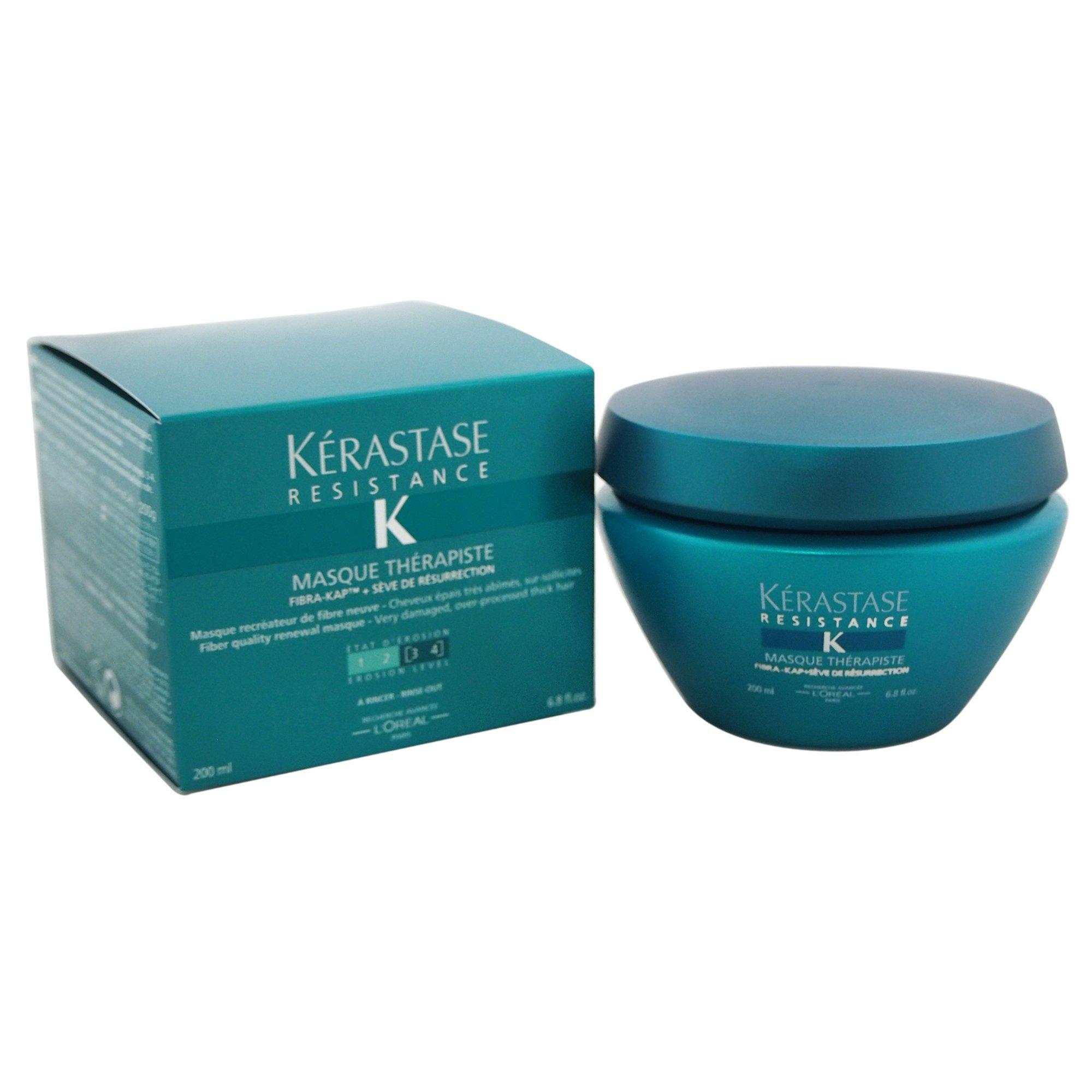 KERASTASE Resistance Therapiste Masque, multi 6.8 Fl Oz