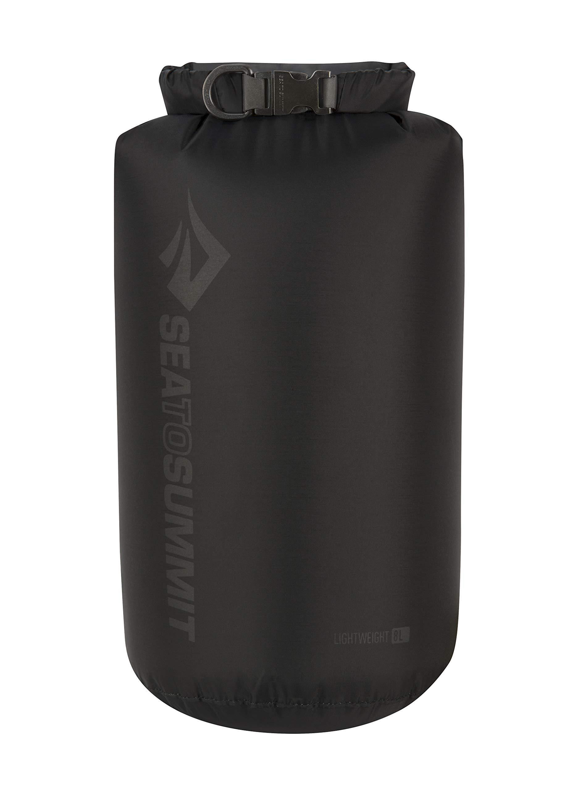 Sea to Summit Lightweight Dry Sack (Black, 8 Liter) by Sea to Summit